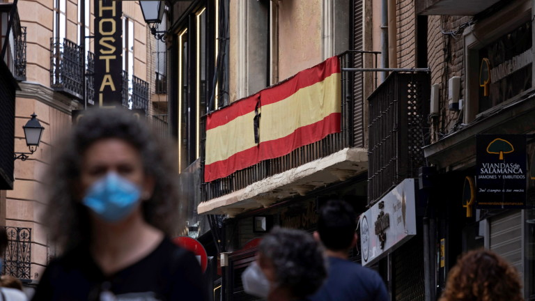 Испания обяви 10 дни траур в памет на близо 27
