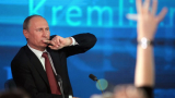 """Aмериканският """"Закон Магнитски"""" трови отношенията ни, обяви Путин"""