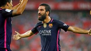 Арда Туран остава футболист на Барселона