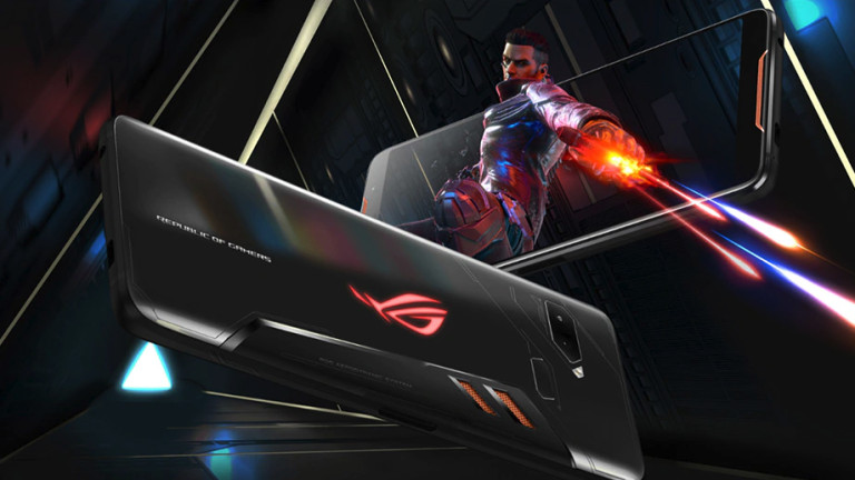 Asus ROG Phone - новата уникална играчка в света на Android