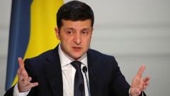 Зеленски от Давос: ЕС да приеме Украйна вместо Великобритания