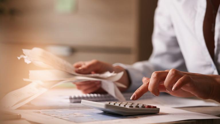 През април 57.6% от българските нефинансови предприятия отчетоха спад при