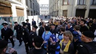 Десетки арестувани на протести срещу Путин в Русия