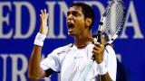 Индиец изхвърли Доминик Тийм от турнира в Анталия