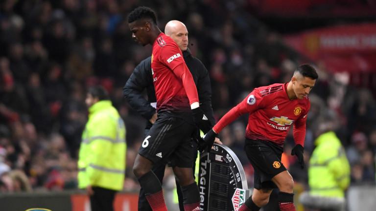 Санчес не желае и да чува за завръщане в Юнайтед