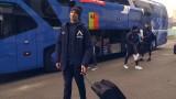 Двама юноши в групата на Левски за Сандански, Найджъл Робърта остана в София