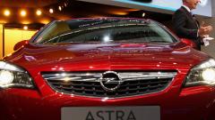 Opel Astra е Автомобил на 2016-а на Европа