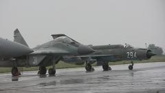 Осем американски изтребителя F-15 кацнаха на Граф Игнатиево