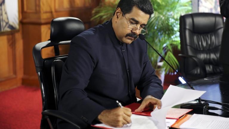 Мадуро решен изборите да се проведат
