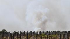 НАСА: Пушекът от пожарите в Австралия ще обиколи света