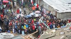 6-етажна сграда се срути в Кения, има жертви и десетки в неизвестност