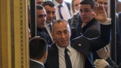 Харадинай: Няма да отменим митата за Сърбия