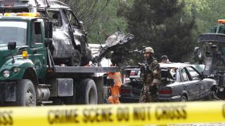 8 убити и най-малко 28 ранени при бомбен атентат в Кабул