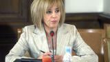 Искат да смачкат блиц контрола в парламента, изригна Манолова