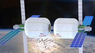 Първият хотел в космоса е факт през 2021 г.