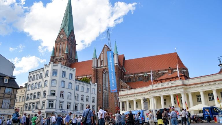 Германски съд не забрани Националдемократическата партия