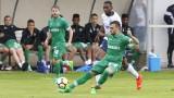 Кампаняро няма да играе за Лудогорец, докато не подпише нов договор