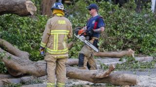 """Флорида се възстановява след стихията """"Ирма"""""""