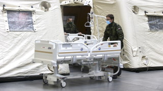 Чехия с рекордни над 15 000 нови случая на коронавирус за денонощие
