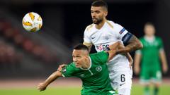 Късен гол в Швейцария задълбочи проблемите на Лудогорец в Лига Европа
