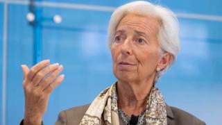 Решено е! Кристин Лагард поема ЕЦБ