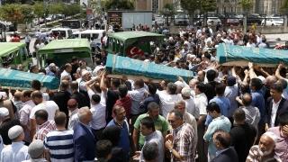 "44 станаха жертвите на атентата на летище ""Ататюрк"""