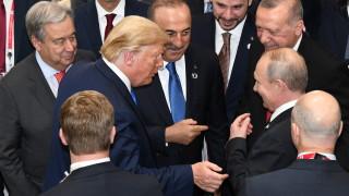 """За Тръмп е """"здрав разум"""" Русия да се присъедини към Г-7"""