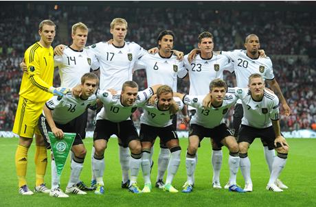 Германия - големият фаворит!