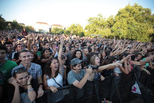Над 8000 души на BEATBOX BATTLE 2010