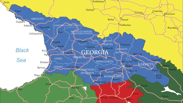 САЩ призоваха Русия да се изтеглят от Абхазия и Южна
