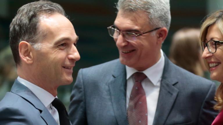 Германия предлага Европа да обмисли подновяване на санкции срещу Иран
