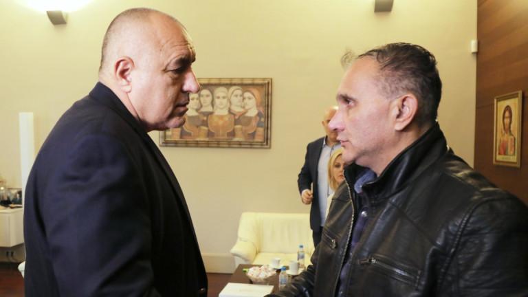 Бащата на убитото момиче от Галиче Асен Руменов се срещна
