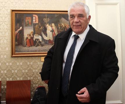 Натискът започна, след като отнех лиценза на Мишо Бирата, обяви Танов
