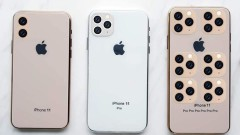 Всички се смеят на iPhone 11 Pro