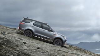Land Rover показа Discovery SVX готов да отиде навсякъде (ВИДЕО)