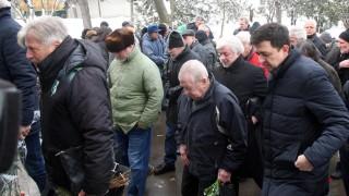 Сашо Костов: Меци се отдаде на Левски и така си отиде