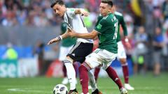Месут Йозил пое вината за слабия старт на Германия на Мондиал 2018