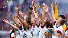 САЩ не даде шанс на Холандия на финала на дамския футболен Мондиал
