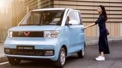 Китайският електромобил на GM за 4 500 долара (Видео)