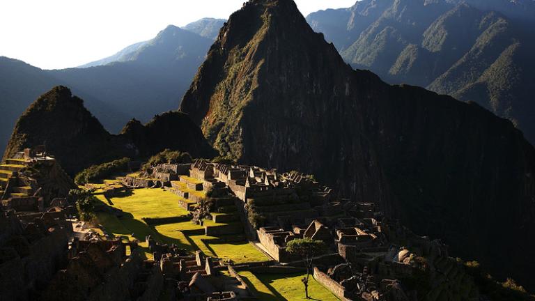В Перу откриха две нови скални рисунки недалеч от Мачу Пикчу