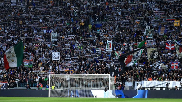 "Лацио приема Ювентус на ""Олимпико"" тази вечер"