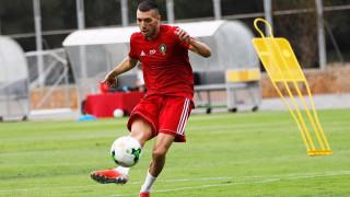 Бивш играч на Левски стана национал на Мароко