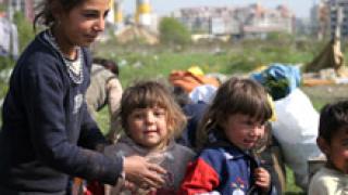 Подписка срещу строеж на жилища за роми