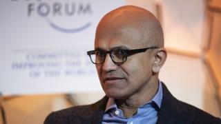 """Светът се нуждае от норми за доверие в технологиите, призова шефът на """"Майкрософт"""""""