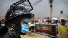 Повече от 500 протестиращи убити от армията в Мианмар