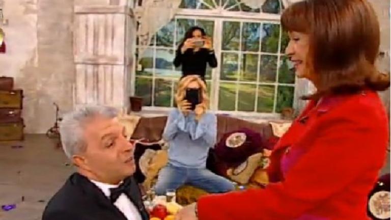 Миглена Ангелова се сгоди в ефир