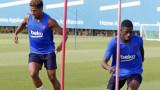 Усман Дембеле е готов да се завърне в игра за Барселона