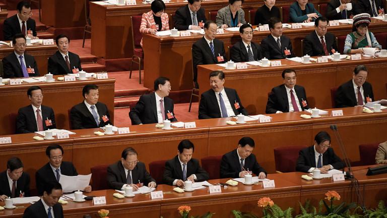 Китай - страната, в която депутатите са милиардери