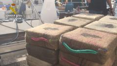 Испанската полиция хвана българин с 15 тона хашиш
