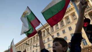 """Два протеста """"се сблъскаха"""" в София"""